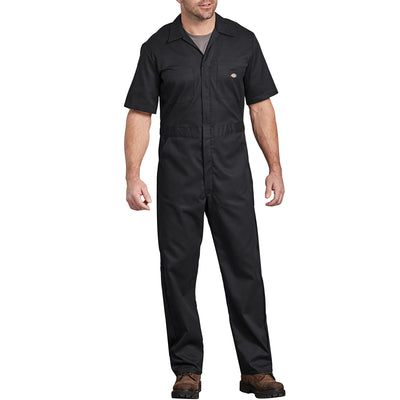 Dickies FLEX Short Sleeve Coveralls