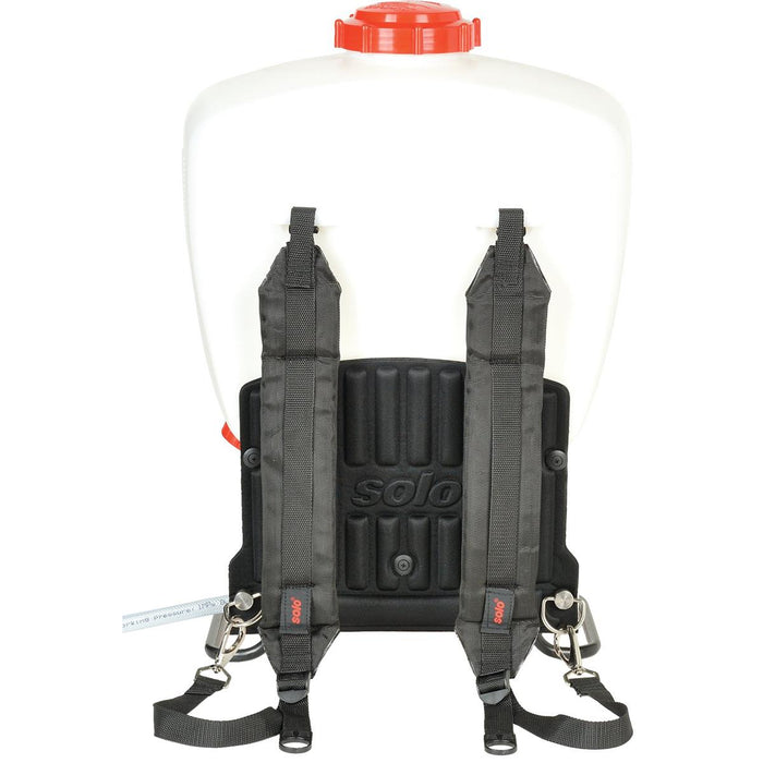 Solo 4.5-gal. Battery-Powered Backpack Sprayer