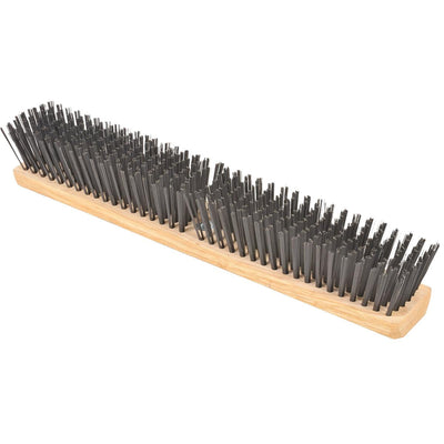 Magnolia Repl. Head for Carbon-steel Wire Deck Brush