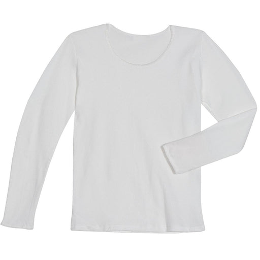 Women's Performance Combed-Cotton Thermal Underwear Shirt
