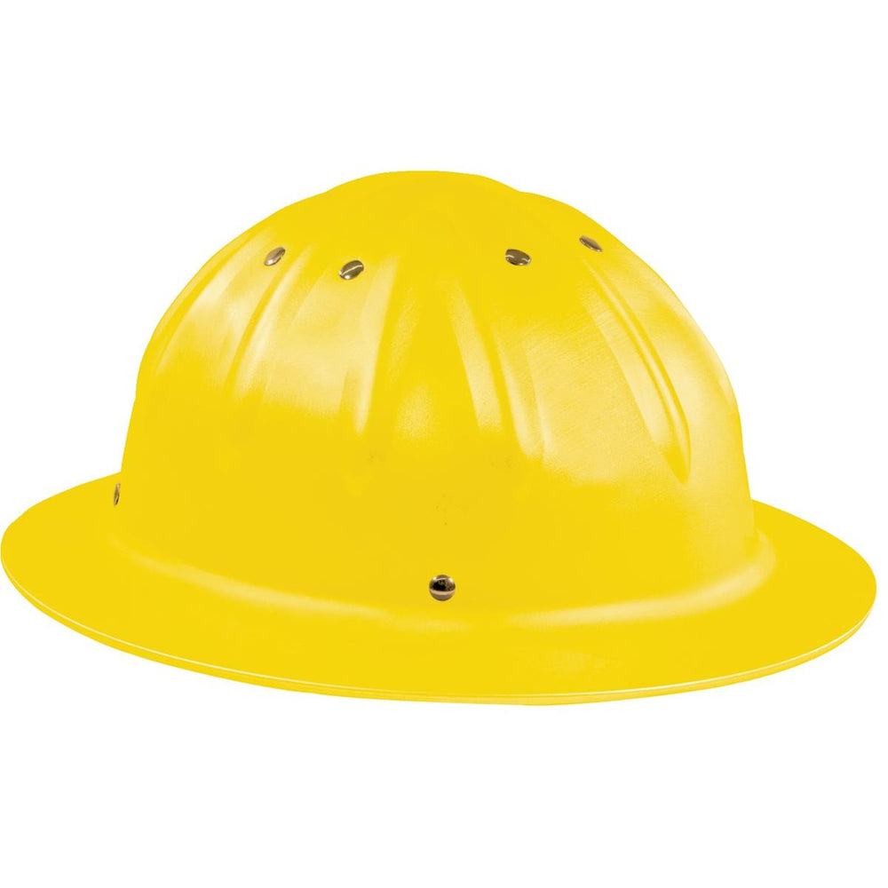 Aluminum Full-Brim Hard Hat