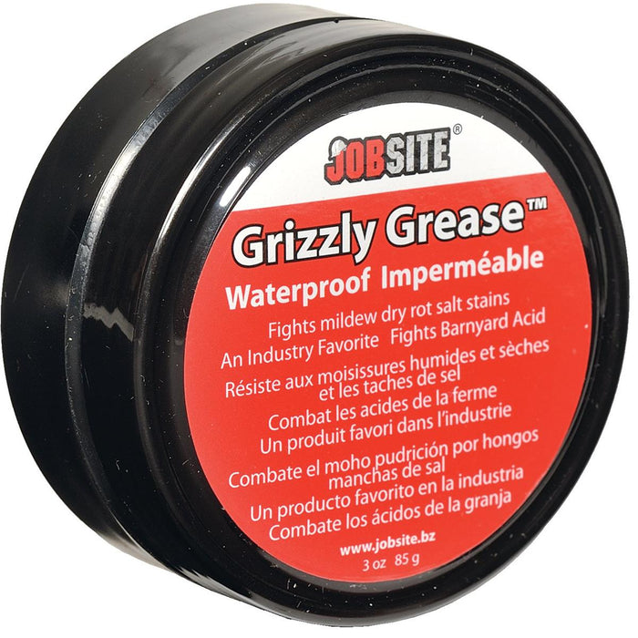 JobSite Grizzly Grease Waterproofing Paste