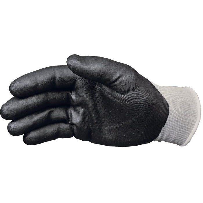 Foam Nitrile-Coated Nylon Gloves