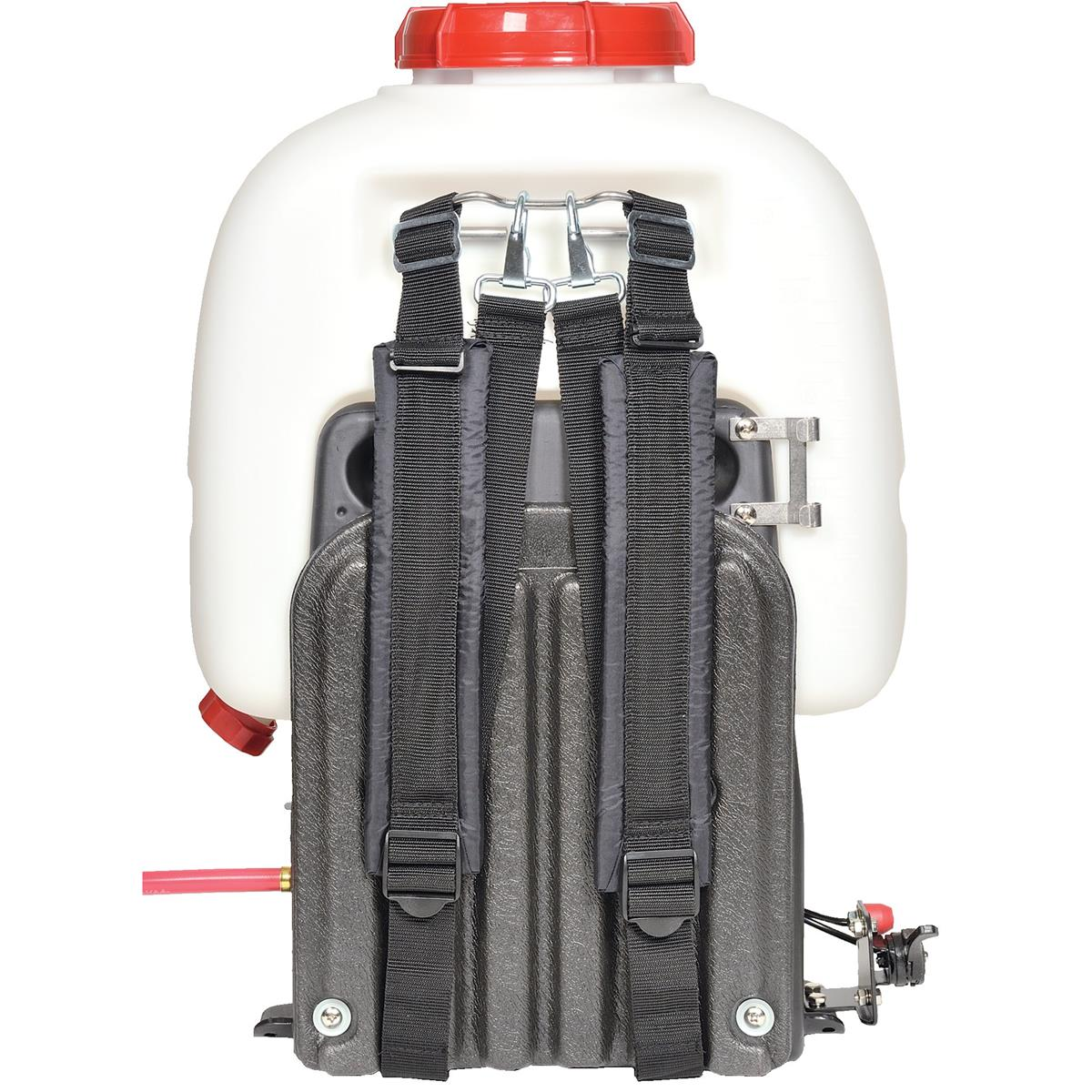 Solo High-Pressure Motorized 5-gal. Backpack Sprayer