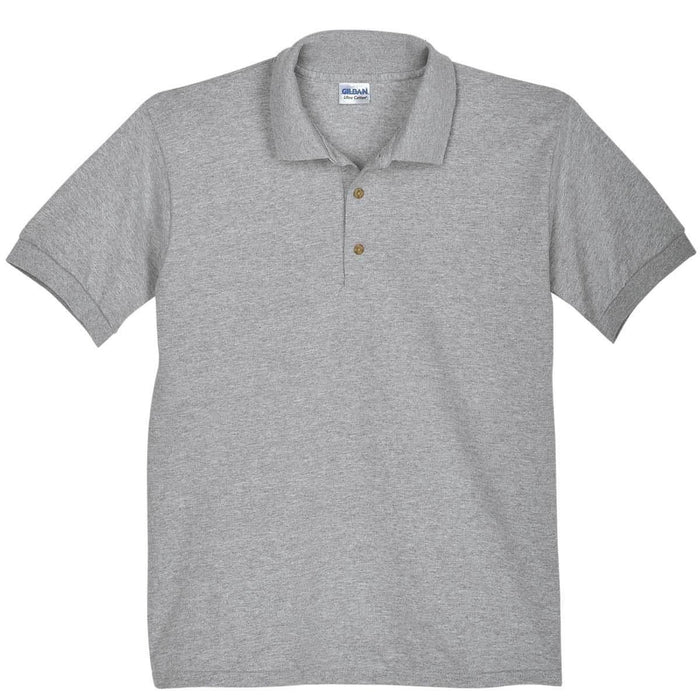 Basic Cotton Jersey Sport Shirt
