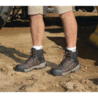 "Carhartt Force® 6""H Waterproof Work Boots, Plain Toe or Composite Toe"