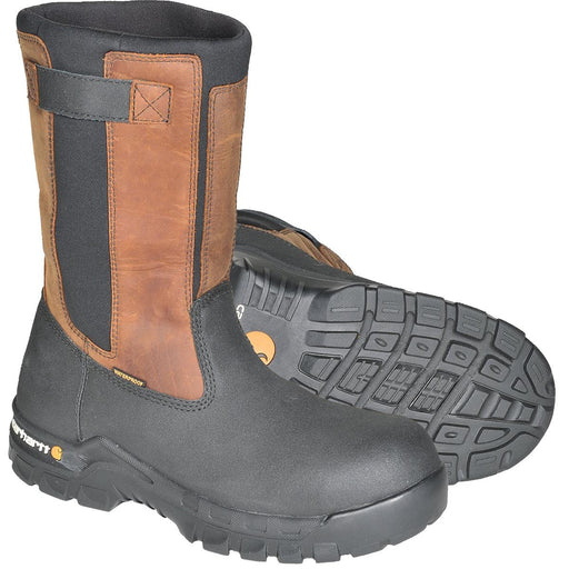 "Carhartt Rugged Flex™ 10""H Waterproof Composite Toe Work Boots"