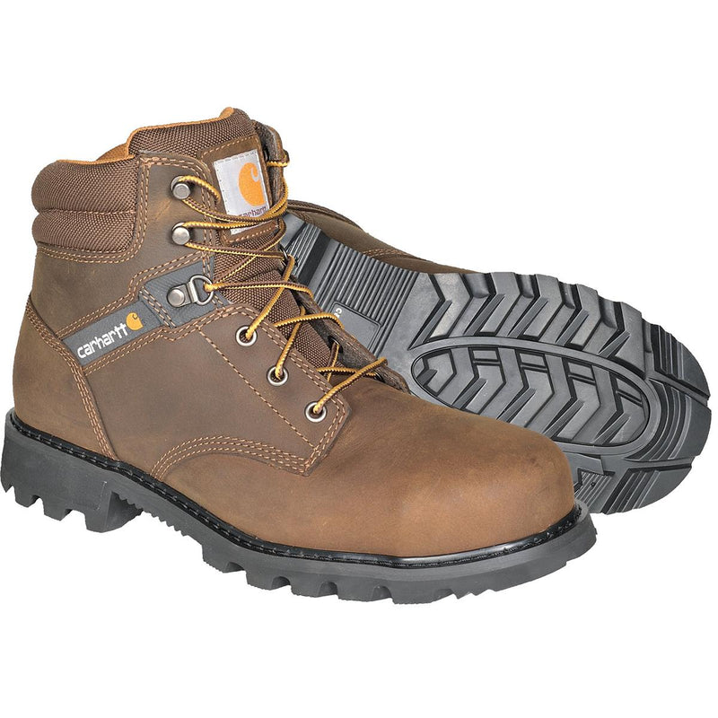 "Carhartt 6""H Traditional Welt Work Boots"