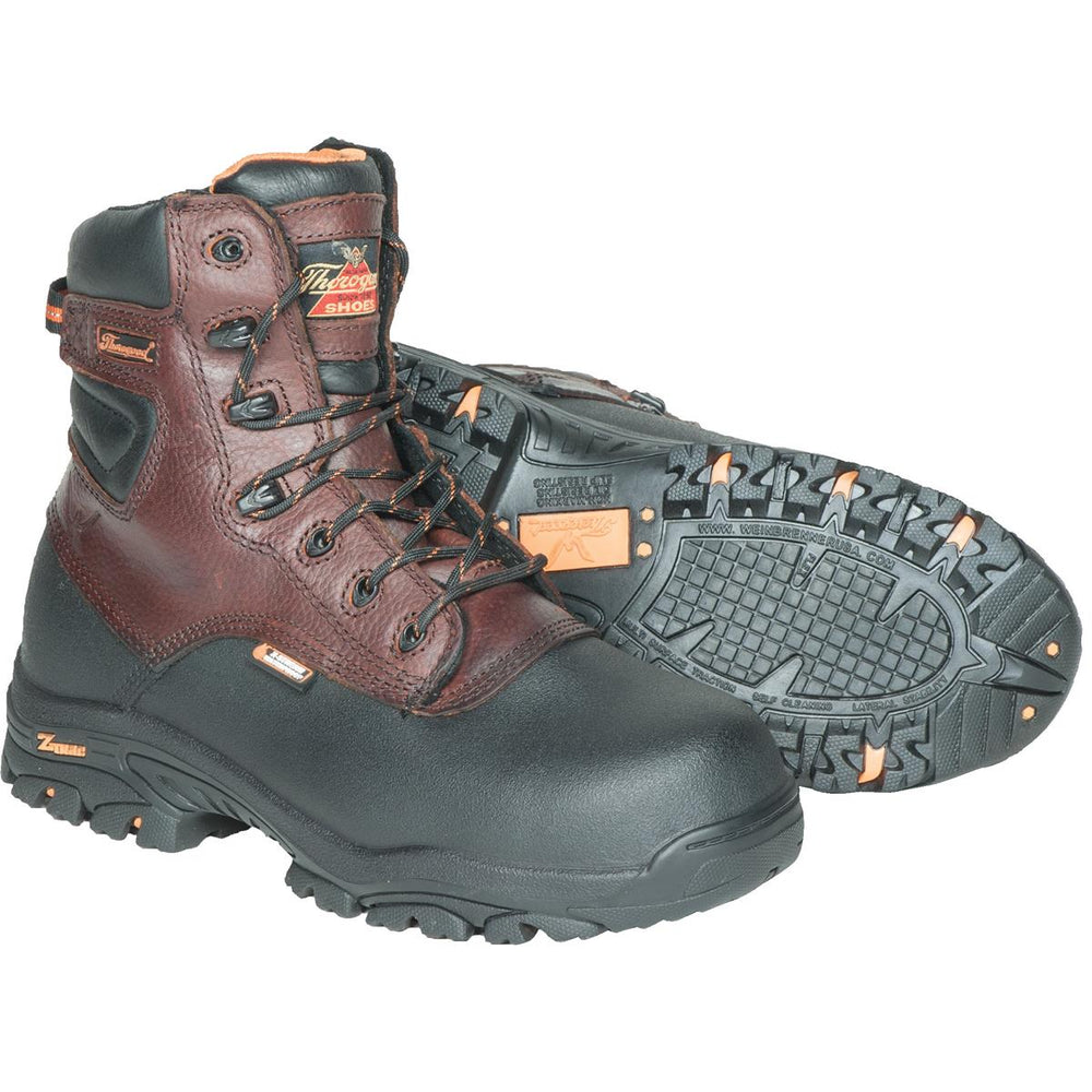 "Thorogood Z-Trac 7""H Composite Toe Waterproof Boots"