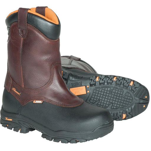 "Thorogood Z-Trac 8""H Composite Toe Waterproof Wellington Boots"