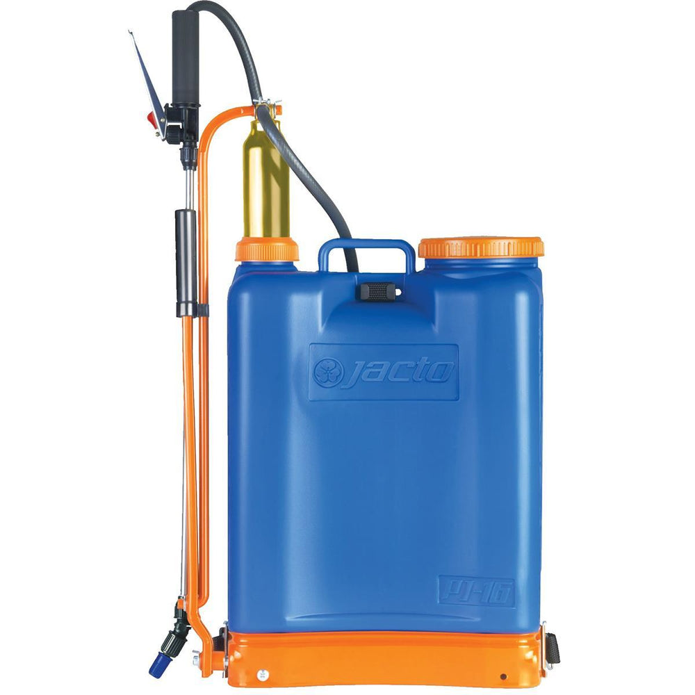 4-gal. Backpack Sprayer with Santoprene® Piston Cup