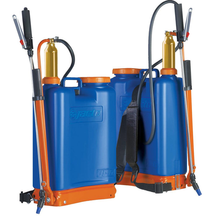 Jacto 4-gal. Backpack Sprayer with Santoprene® Piston Cup
