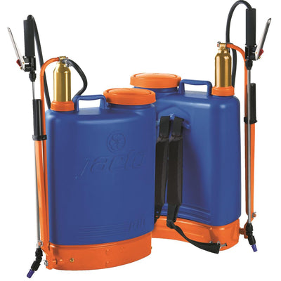 5-gal. Backpack Sprayer with Viton® Piston Cup