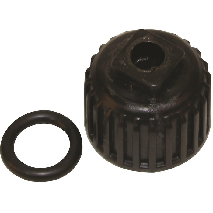 Jacto® Sprayer Replacement Trigger Valve Cap with O-ring