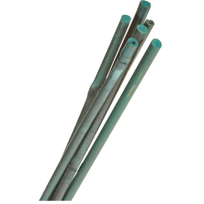 First-Cut Green-Dyed Bamboo