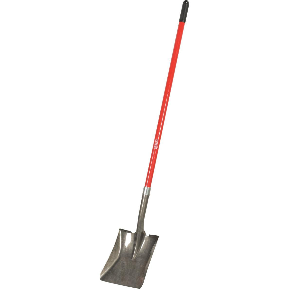 Long-Handle Square Blade Shovel