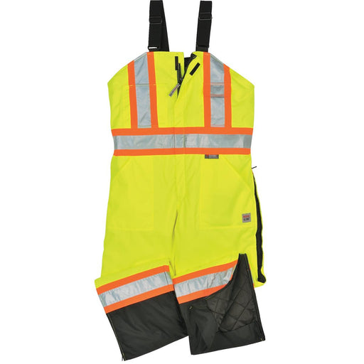 Work King ANSI Class 2 Insulated Bib Overalls