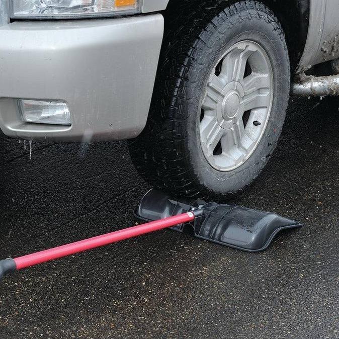 Bully Tools Combination Shovel and Snow Pusher
