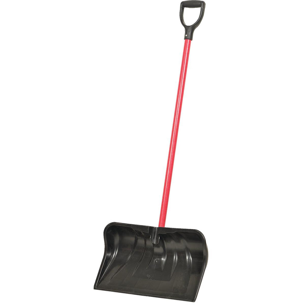 Combination Shovel and Snow Pusher