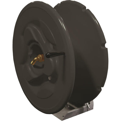 Enduraplas Sprayer Replacement Polyethylene Hose Reels with Horizontal Mounting Plate