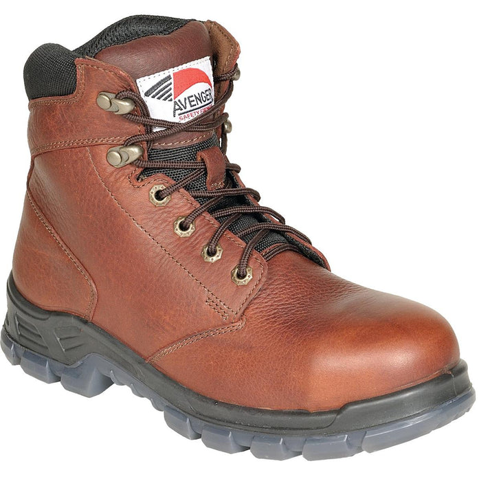 Avenger Steel Toe Waterproof Work Boots