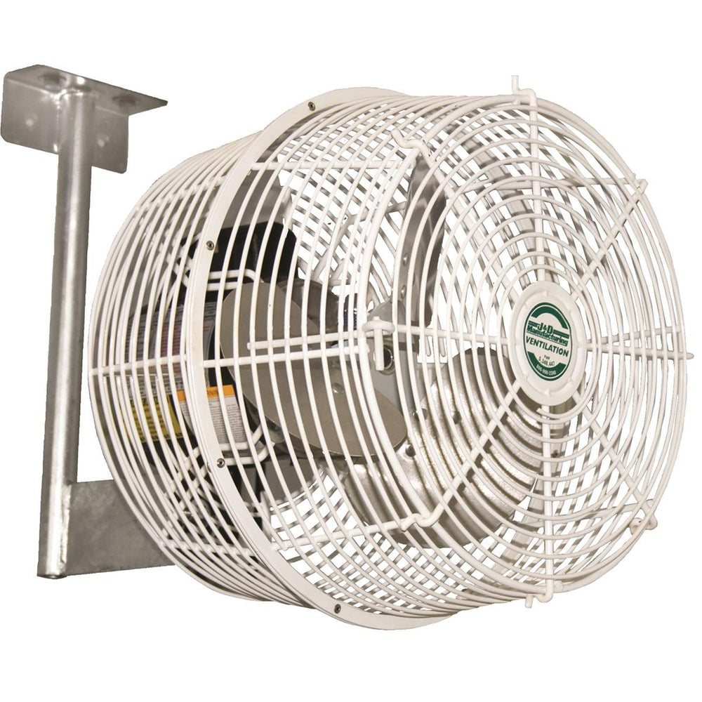 J & D MANUFACTURING Green Breeze HAF Fans