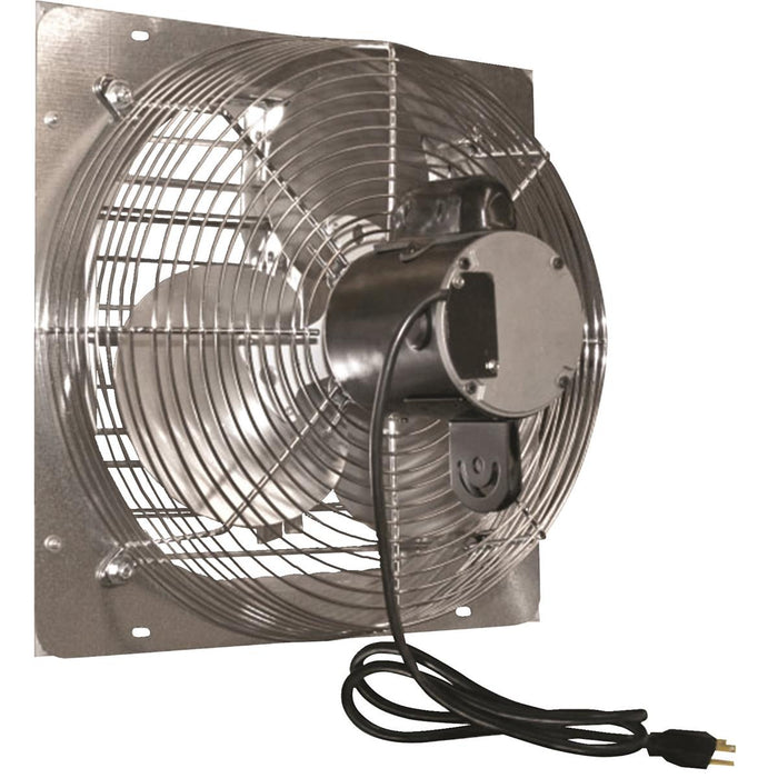 J & D MANUFACTURING ES Shutter Fan with Cord