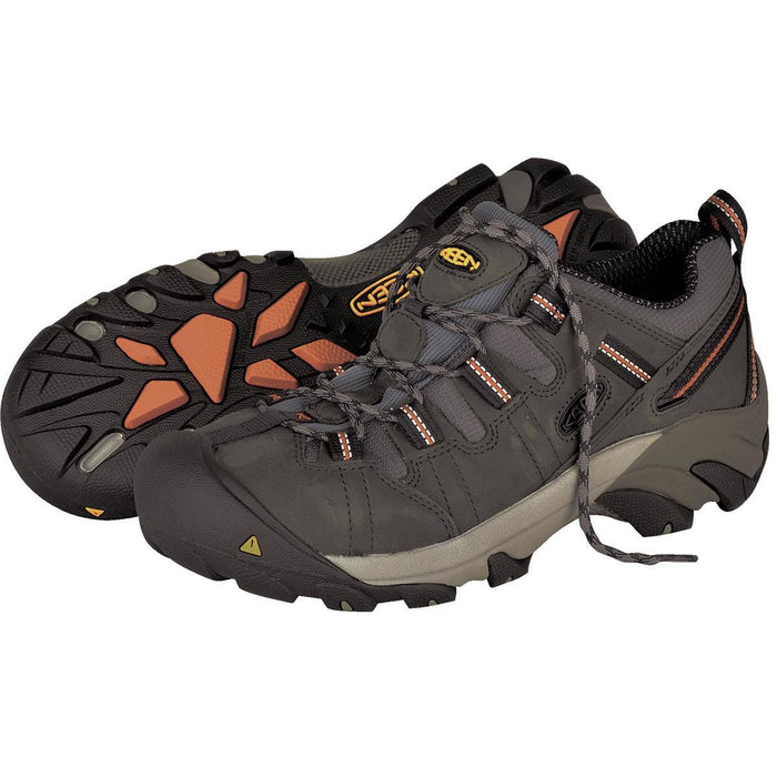 KEEN Utility Detroit Steel Toe Low Waterproof Work Shoes