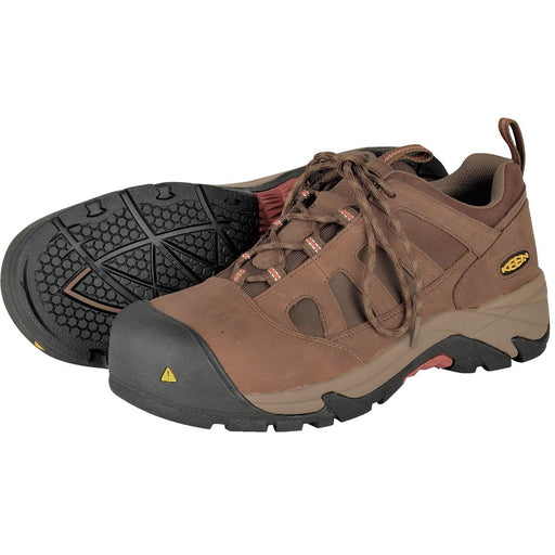 KEEN Utility Lexington Series Composite Toe All Leather Work Shoes