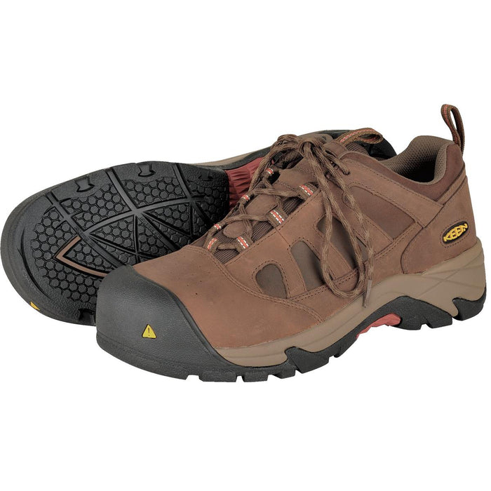 0c65b84617 KEEN Utility Lexington Series Composite Toe All Leather Work Shoes