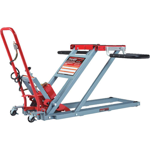 Hydraulic or Pneumatic Mower Lift