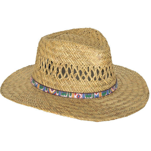 Tex-Mex Straw Sun Hat