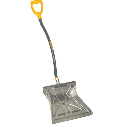 AMES TRUE TEMPER Aluminum Combination Snow Shovel