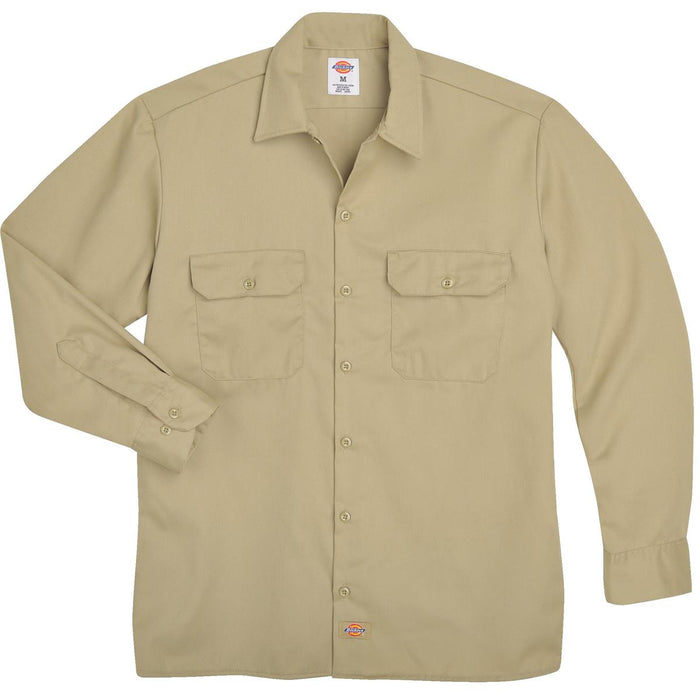 Dickies 574 Premium Long-Sleeve Work Shirt