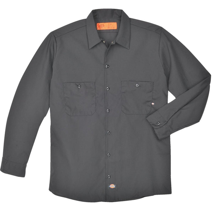 Dickies LL535 Basic Industrial Long-Sleeve Work Shirts