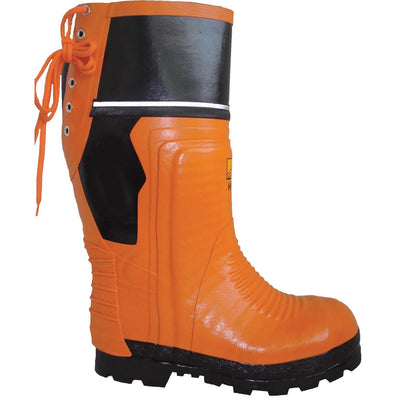 Viking Timberwolf Chainsaw Boots With Safety Toe
