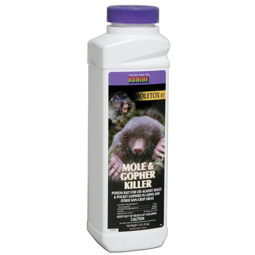 Moletox II® Mole and Gopher Bait