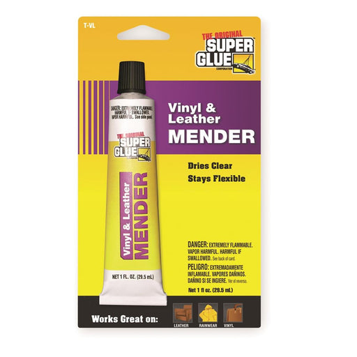 Super Glue Leather and Vinyl Repair Adhesive
