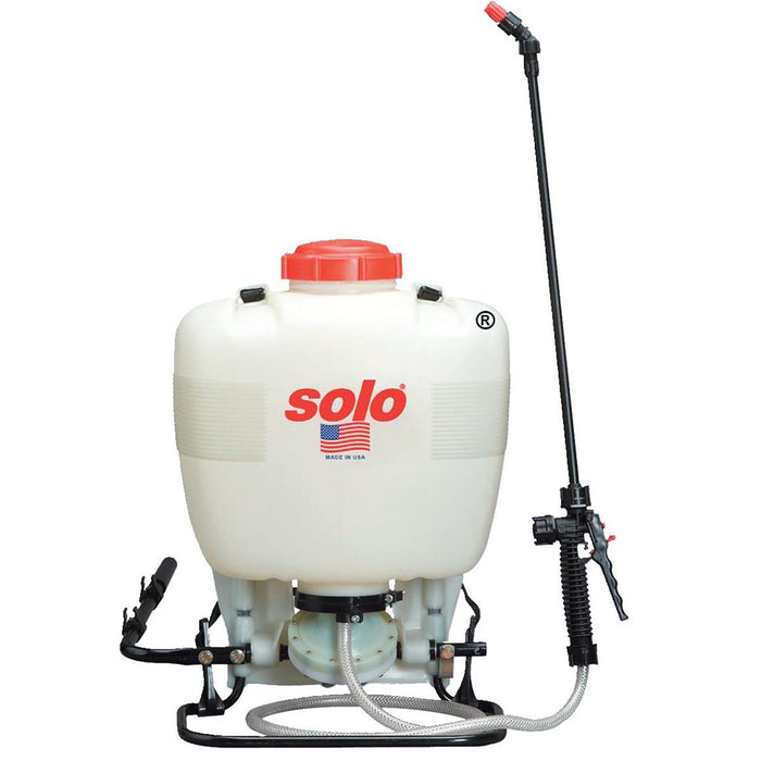 Solo 4-gal. Standard Backpack Sprayer with Diaphragm Pump