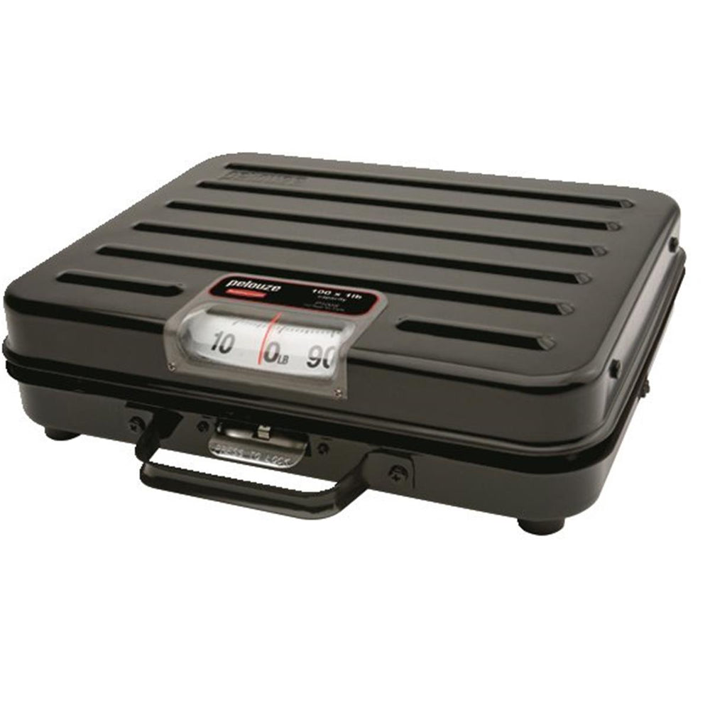 Low-Profile Receiving Scale, 100-lb. Capacity