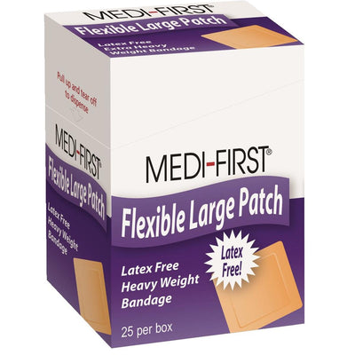 Medi-First® Flexible Heavy-duty Bandages