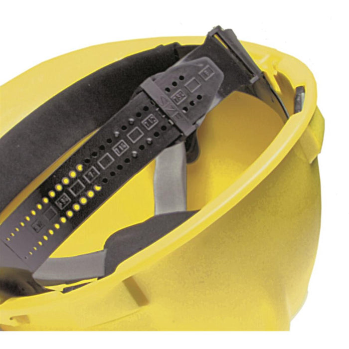 NORTH SAFETY Type I Class G & E Wide-Brim Hard Hat