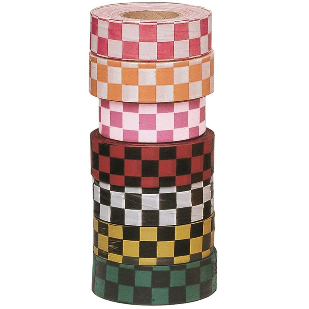 Checkered Flagging Tape