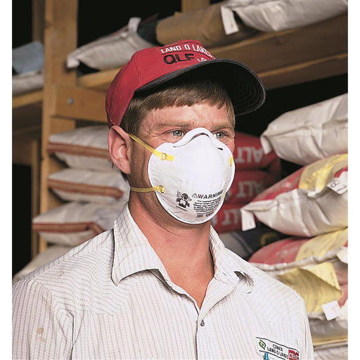 8210 N95 Dust/Mist Respirator, Size Small