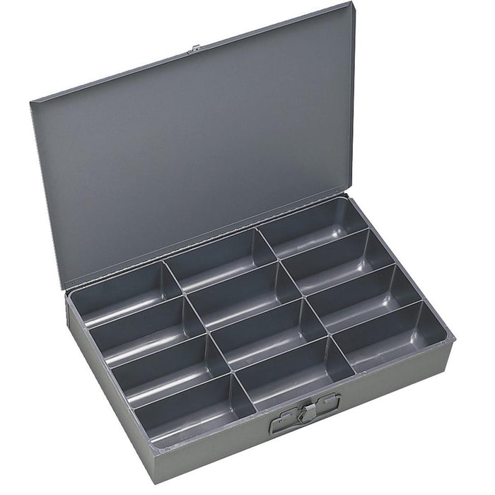 12 Fixed-compartment Scoop Drawer