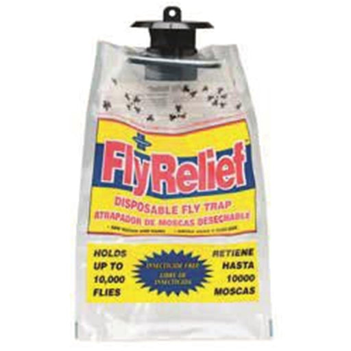 Fly Relief Disposable Fly Trap Bag
