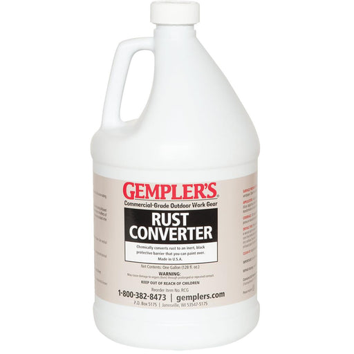 Gempler's Rust Converter Kit with Large Gloves