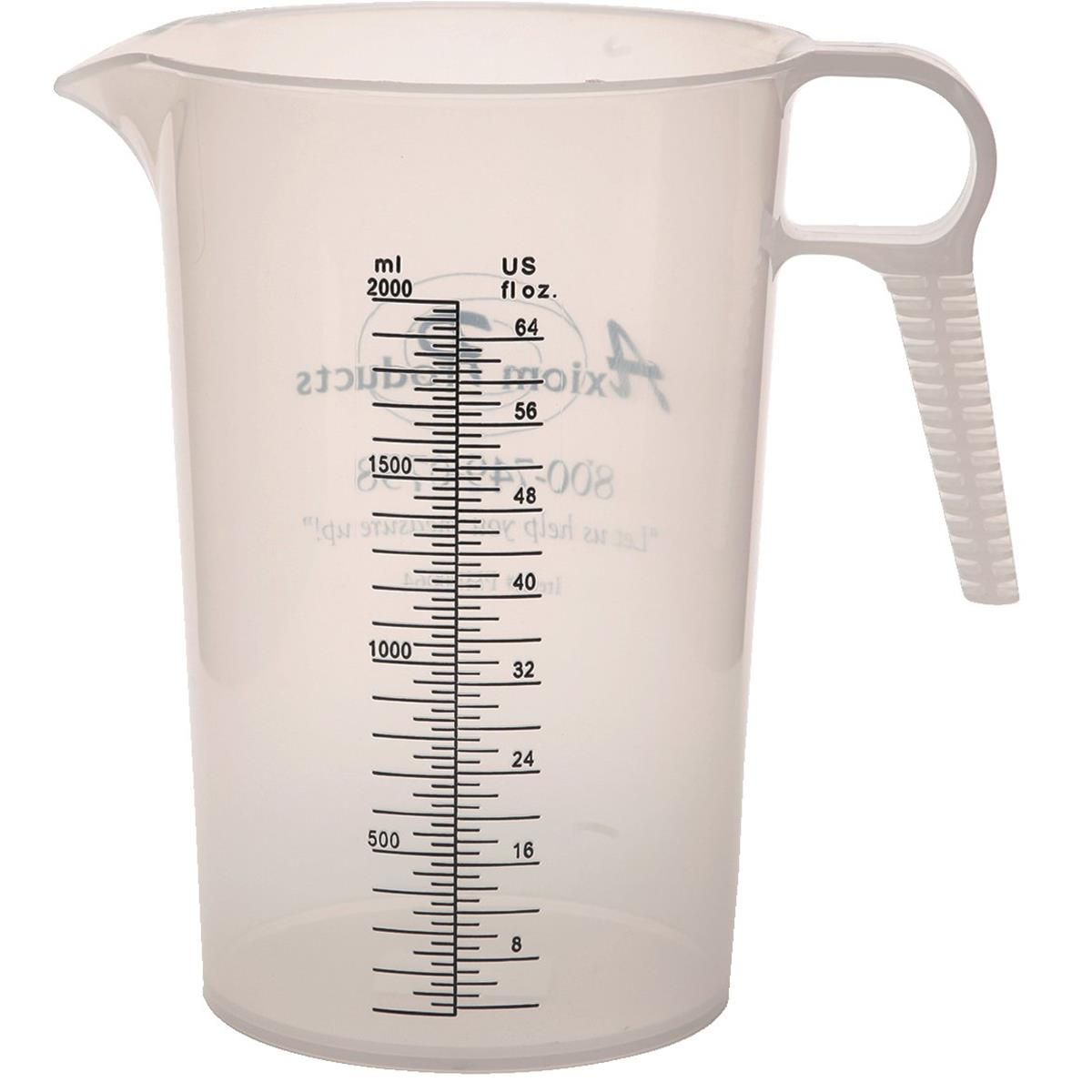 how many ml in 64 ounces