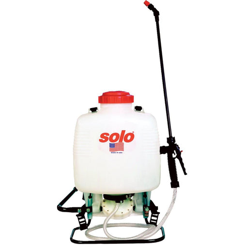 Backpack Sprayer With Diaphragm Pump, 3 gal.