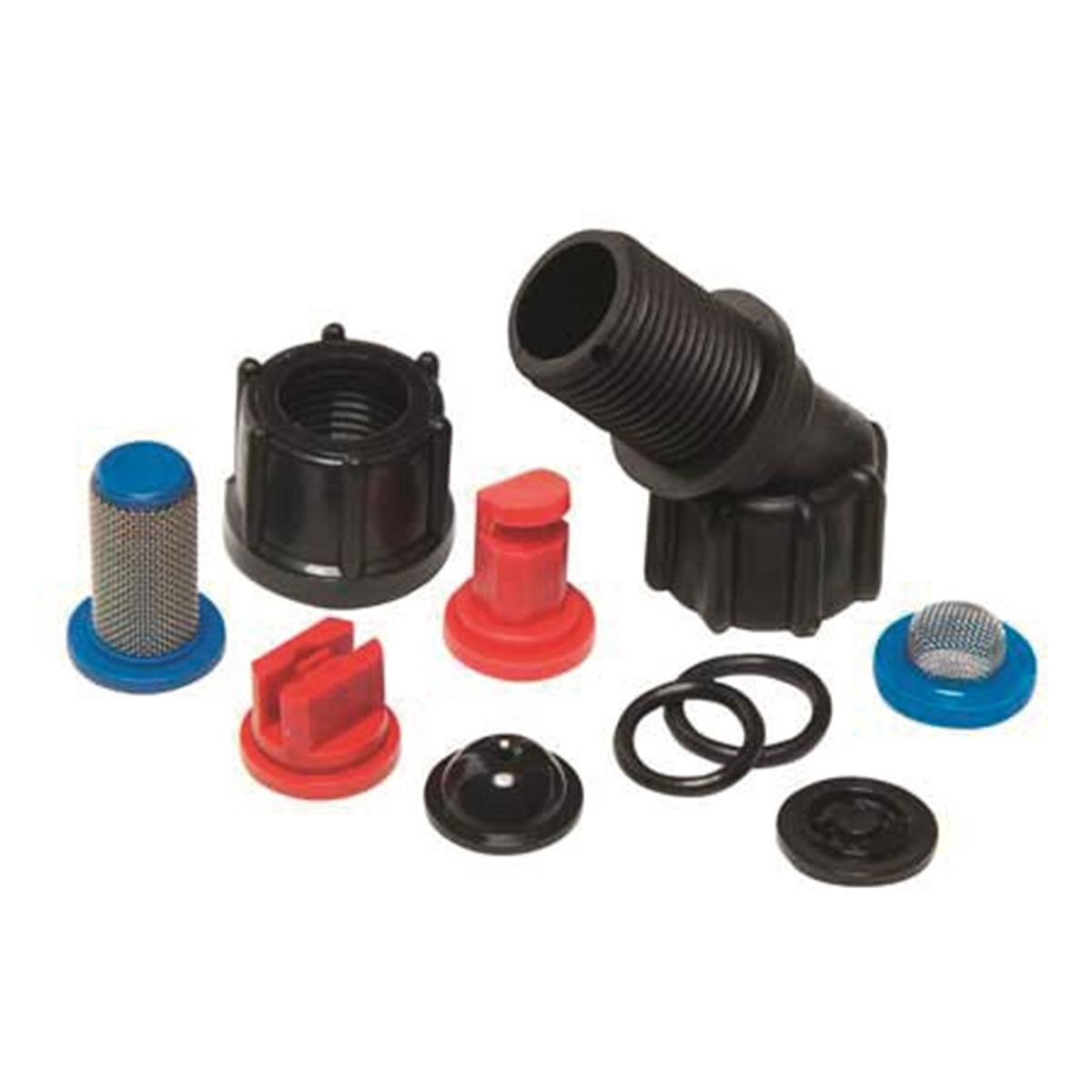 Solo® Sprayer Elbow and Nozzle Assortment